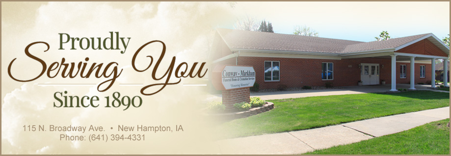 Conway-Markham Funeral Home